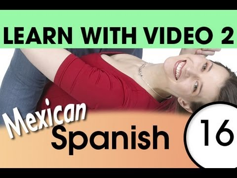 Learn Mexican Spanish with Video - Talk About Hobbies in Mexican Spanish