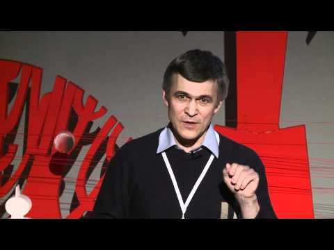 "TEDxVorobyovy-Gory - Vladimir Surdin - Encyclopedia of human knowledge for us and for ""them"""
