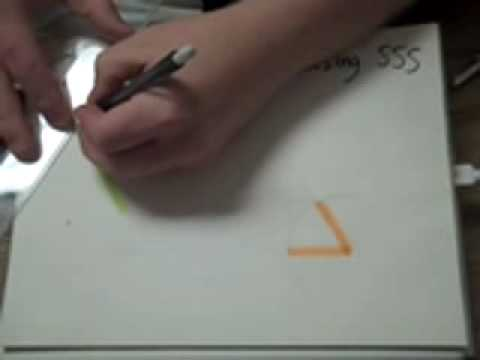 Copy angle with SSS