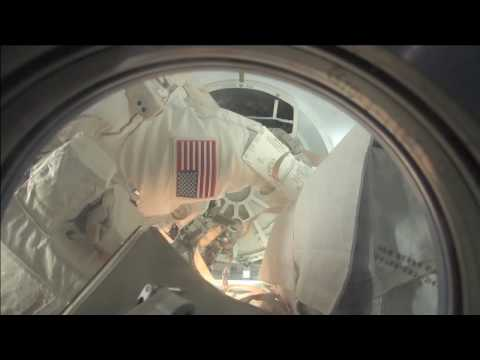 "Shuttle Endeavour Crew's ""Best of Flight Day 10"""