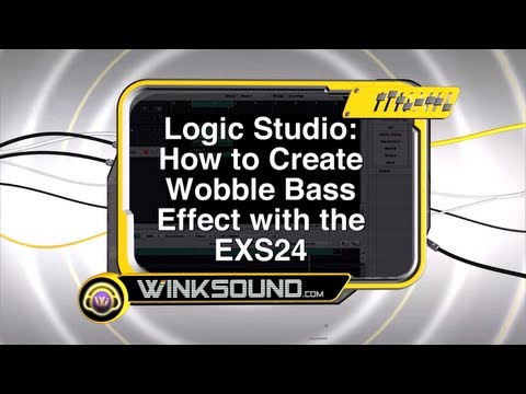Logic Pro: Wobble Bass Effect with the EXS24 | WinkSound