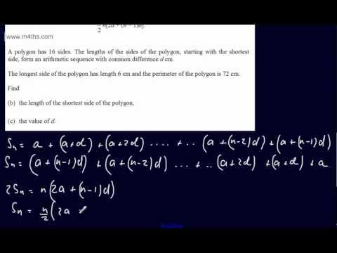 (Q9) Core 1 Mock Paper Edexcel