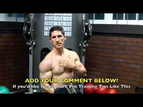 """Insane NEW Shoulder Exercise - A Shoulder Workout """"MUST""""!"""