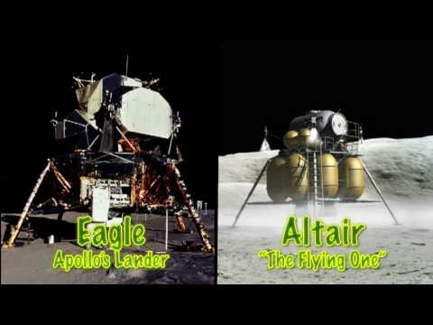 Our World: Altair Lunar Lander