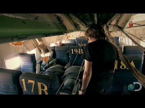 Inside A Plane Crash | Curiosity
