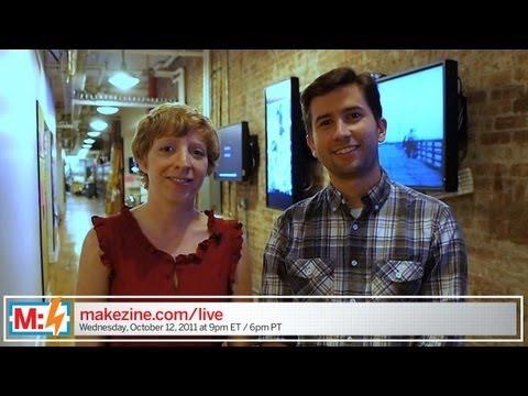Make: Live ep18 preview