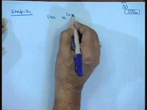 Mod-01 Lec-26 Solution of Nonlinear Programming Problem Using Exterior Penalty