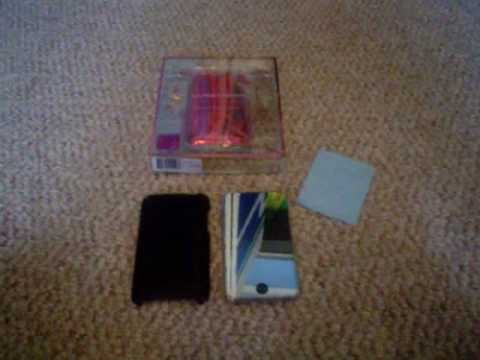 Three-D Ex and Touchlite Case Reviews From More-Thing For iPod Touch 2g