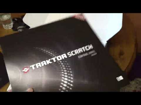 TRAKTOR SCRATCH PRO.  What's in the box