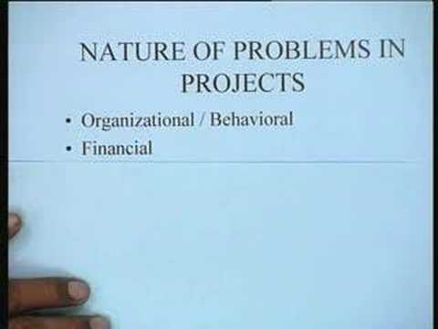Lecture - 18 Organizational and Behavioral Issues