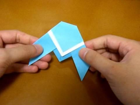 origami cicada
