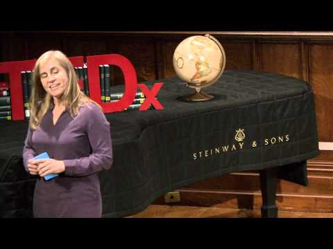 Witness Your Environment: Kelly Matheson at TEDxTeachersCollege