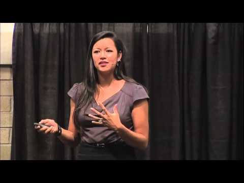 Claudia Hernandez-Ponce at TEDxDU