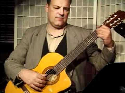 Classical Guitar Lesson - 120 Finger Picking Excercises For The Right Hand By Mauro Guiliani #11