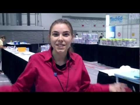 TechEd 2012 - Live from the Volunteer Center