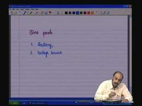 Lecture - 16 Power ports