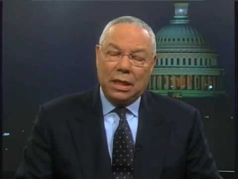 TAVIS SMILEY | Guest: Gen. Colin Powell | PBS