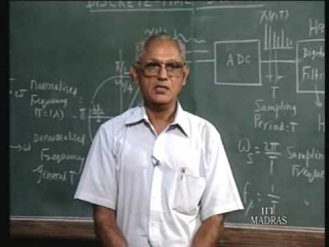 Lecture - 44 Discrete-Time Systems(7)