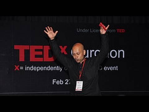 TEDxGurgaon - Osama Manzar - 2/27/10
