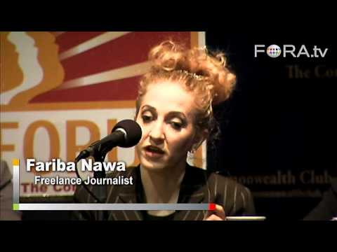 Afghani Perspective on US Intervention - Fariba Nawa