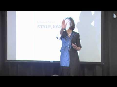 Style, Ease, & Grace: Jo Roebuck-Pearson at TEDxCrestmoorParkWomen