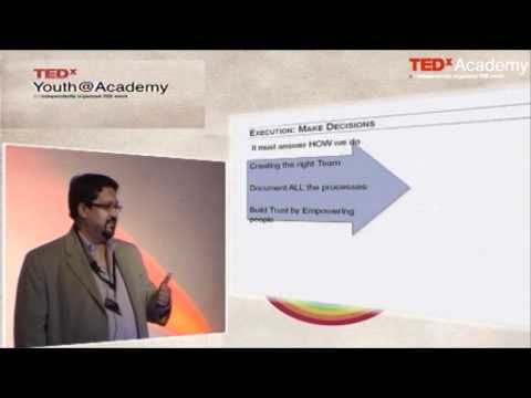TEDx Youth@Academy 2011 Simanta Das: Being Wrong: the great source of knowledge