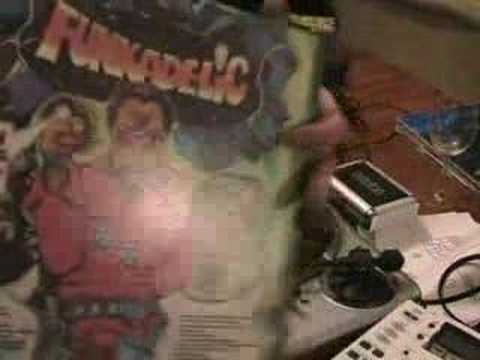 Find the sample part 4, Funkadelic,One nation under a Groove