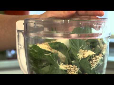 Classic Pesto Cubes - Shortcut Cooking