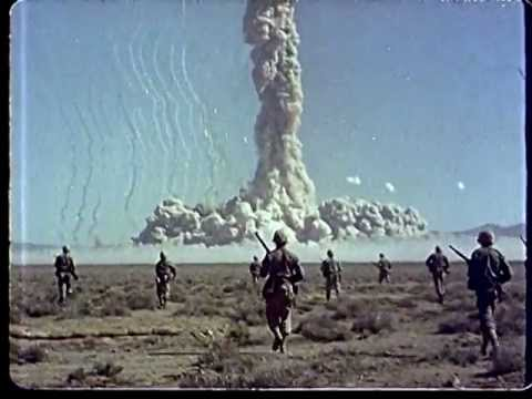 Atomic Bomb Blast Effects