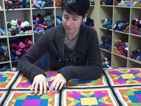 Designer Interview - New Traditions Afghan Kit
