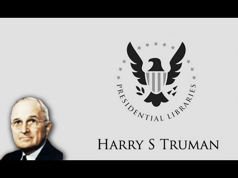 The Harry Truman Presidential Library - Michael Devine