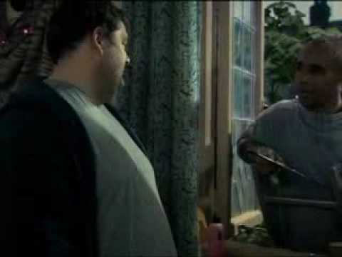 The window cleaner - Ideal - BBC comedy