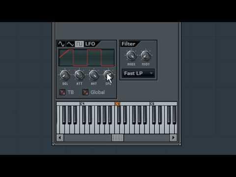 FL Studio Tutorial ADSR and more