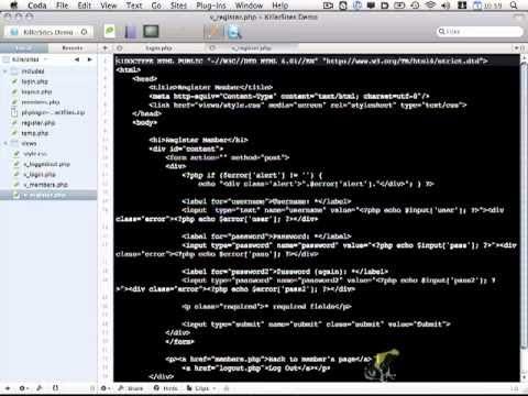 PHP Login - Part 8