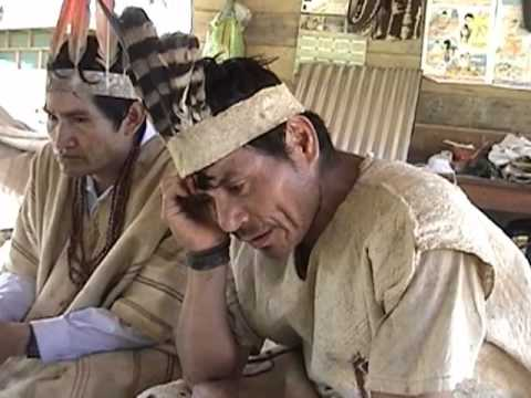 Eshuva, Harákmbut sung prayers of Peru's Huachipaire people