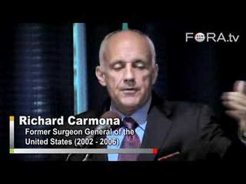 Richard Carmona - America's Obesity Epidemic