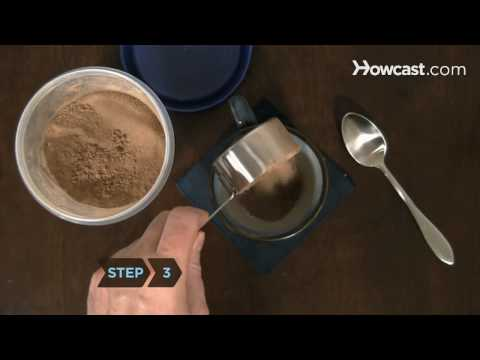 How to Make Your Own Cocoa Mix
