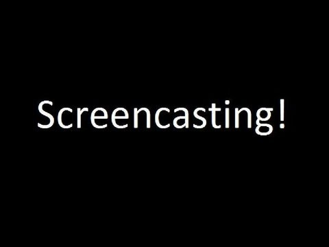 Donate for Screencast Lessons!