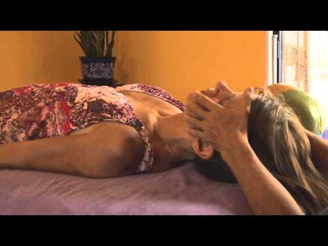 Cranial Sacral Massage Tutorial 2, Spa Therapy Techniques by Athena Jezik