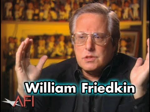 William Friedkin on THE GODFATHER