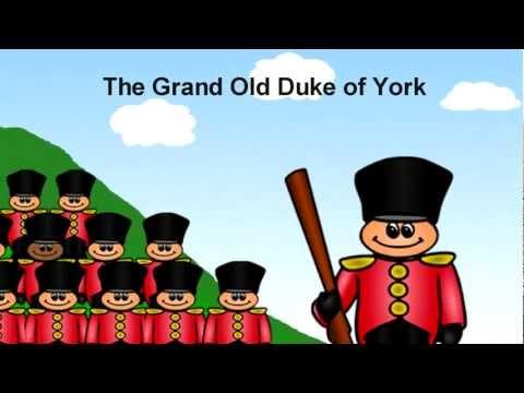 Grand Old Duke of York ***