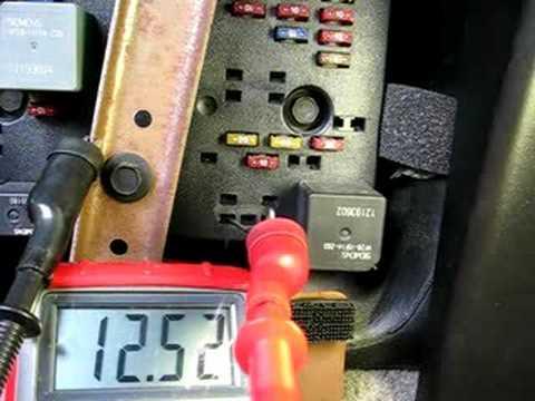 Fuel Pump Troubleshooting 3