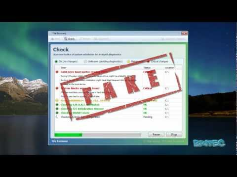 Remove File Recovery Rogue by Britec