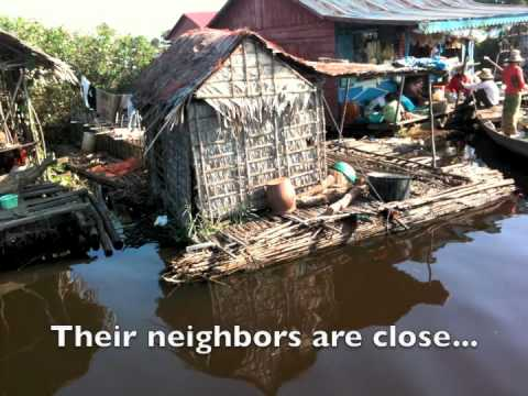Day 4.5: I Can Change the World (Cambodia Floating Village)