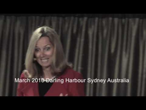 TEDxDarlingHarbour - Naomi Simson - 03/24/10