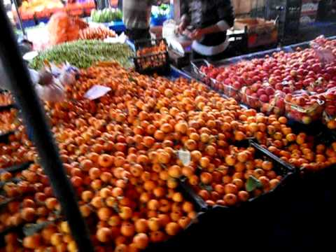 Market Day in Ürgüp