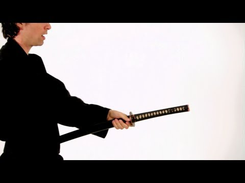 How to Draw a Katana | Katana Sword Fighting