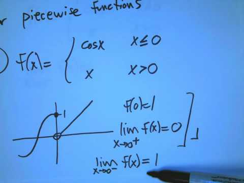 continuity piecewise 1