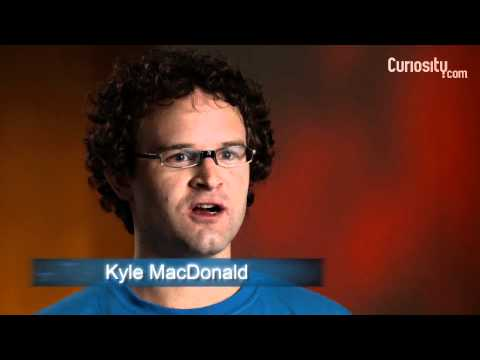 Kyle MacDonald: On his Project