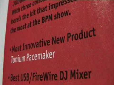 DJ MAG  Dec 2008, inc tech awards 2008